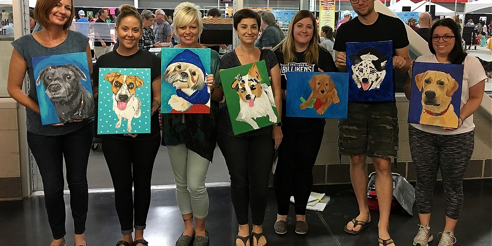 Paint Your Pet! at Purina Farms