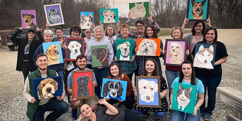 Paint Your Pet: Kirksville, MO