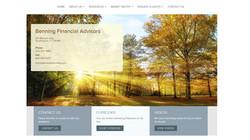 Website Copywriting Financial