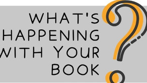 What's happening with your book?