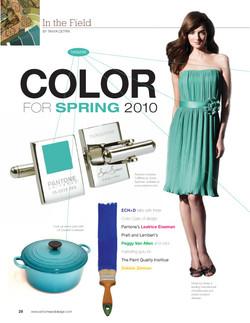 Feature Article Design Magazine
