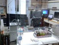 国立医療センター病理検査室