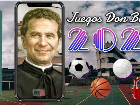Reconocimientos Juegos Don Bosco 2021