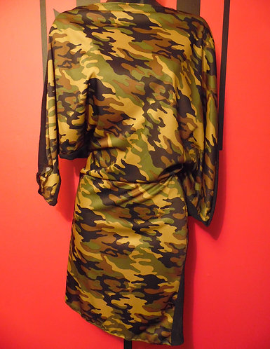 Multi-Wear Tunic - Camo