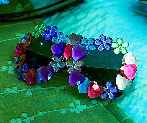 Super Bling Gemstone Stunner Shades - Multi-Stone