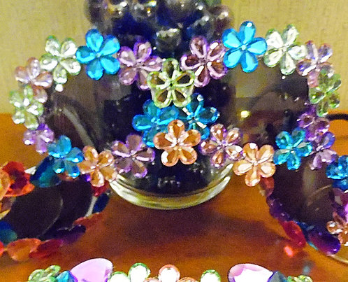 Super Bling Gemstone Stunner Shades - Floral