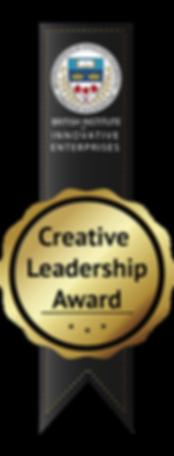 Creative Leadership Award seal.png