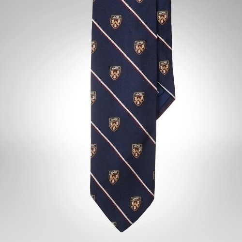 The Academy's Silk Tie