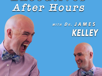 Executive After Hours: Real Conversations with Leaders - Episode 161 with Tevis, not Teevis..