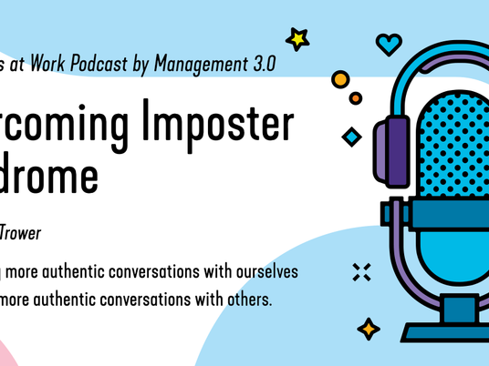 Tevis talks about Overcoming Imposter Syndrome - Happiness at Work by Management 3.0