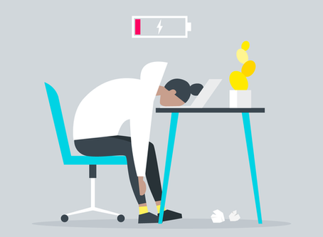 BURNED OUT! Employees everywhere hit with a new species of fatigue