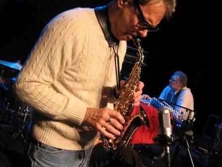 Gary live with Miroslav Vitous, Guiness Jazz Festival-Cork, Ireland
