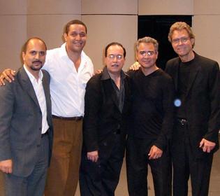 Marco Pignataro, Fidel, Eddie Gomez, Mike Orta
