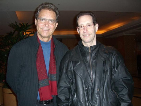 Gary and Andy Laverne