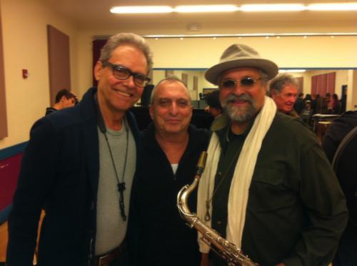 Gary, George Garzon, Joe Lovano