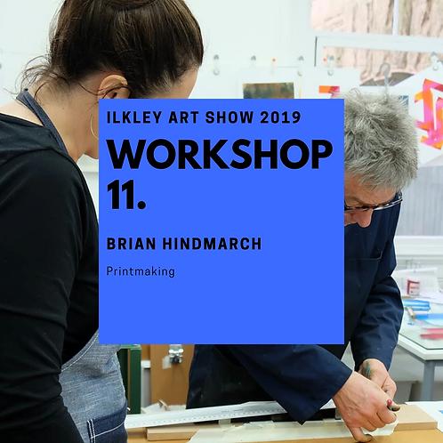 Brian Hindmarch | Printmaking