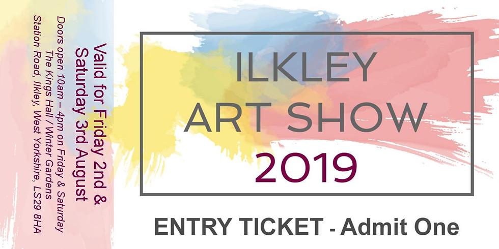 Ilkley Art Show 2019