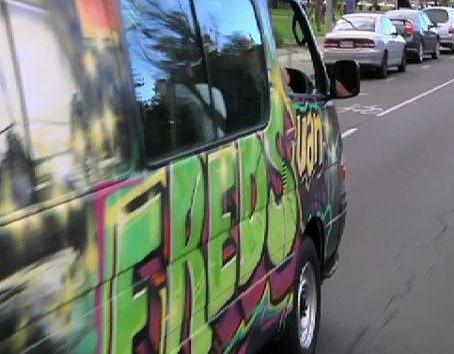 Fred's Van - St Vincent De Paul
