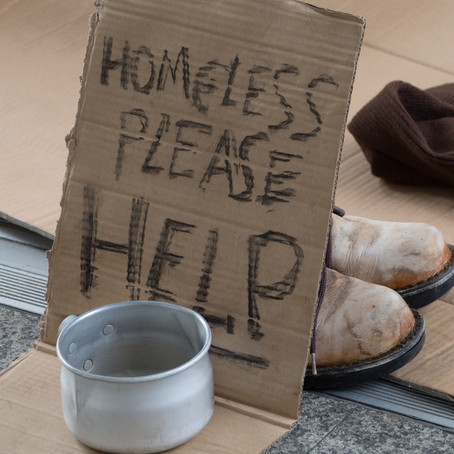 Your fear of the 'homeless' might really be the fear of becoming homeless...
