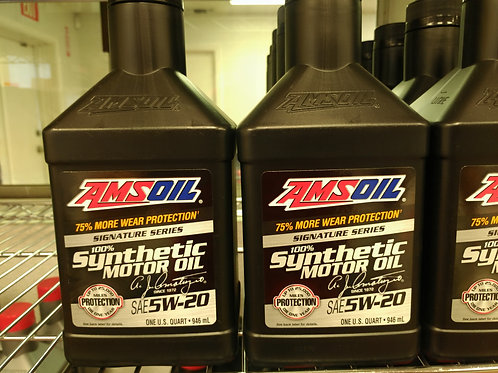AMSOIL SAE 5W-20 100% Synthetic