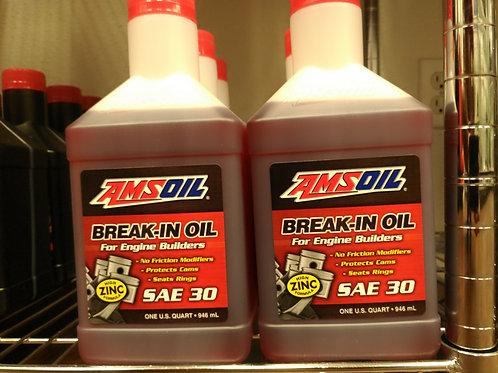 AMSOIL Break-In Oil SAE 30