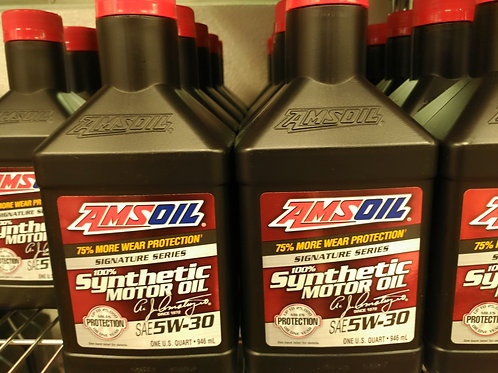 AMSOIL SAE 5W-30 100% Synthetic