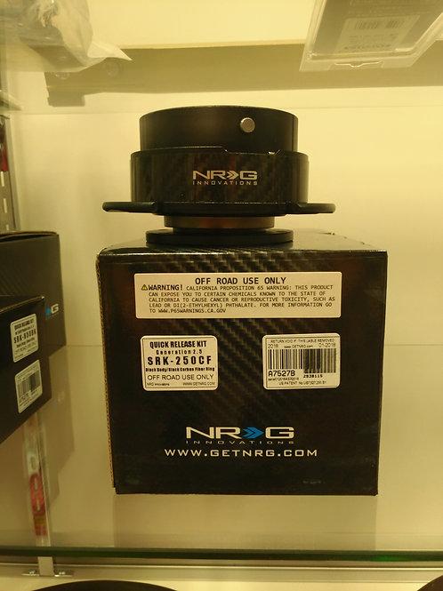 NRG 2.5 Gen Quick Release Carbon/black