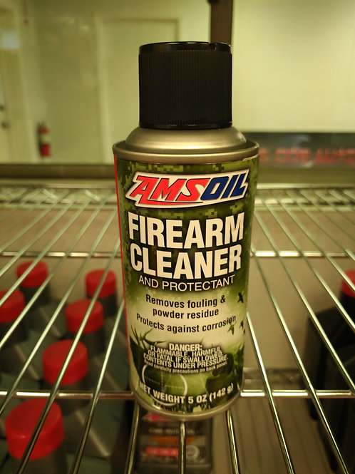 AMSOIL Firearm Cleaner