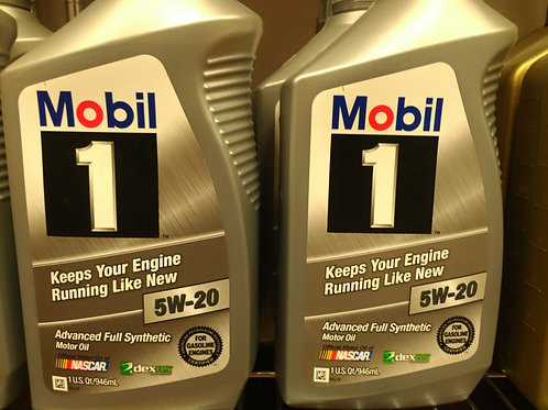 Mobil 1 5W-20 Full Synthetic