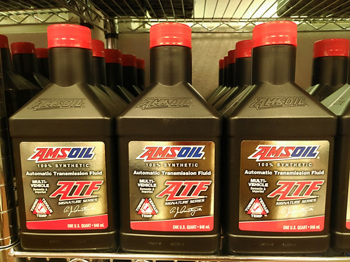 AMSOIL Multi-Vehicle ATF 100% Synthetic