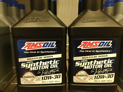 AMSOIL SAE 10W-30 100% Synthetic
