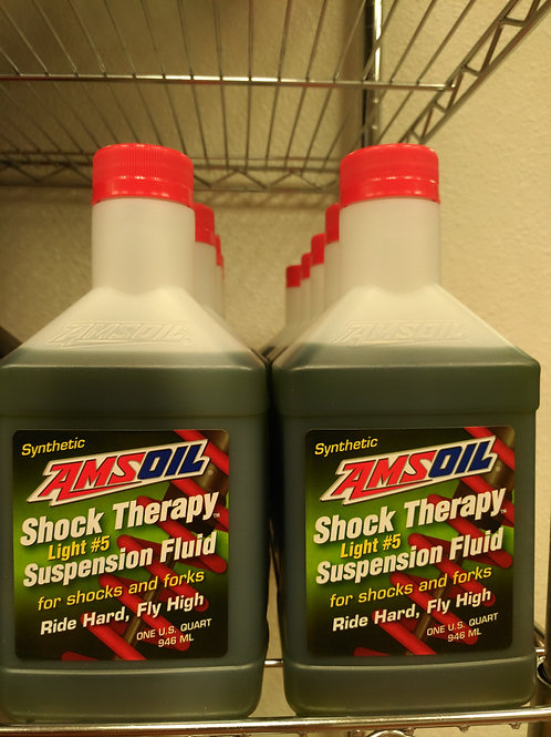 AMSOIL Light #5 Shock Therapy