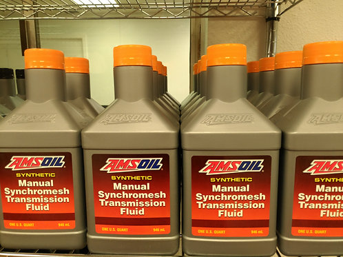 AMSOIL Synthetic Manual Transmission Fluid