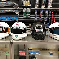 Protect your head G Force helmets. Carbo