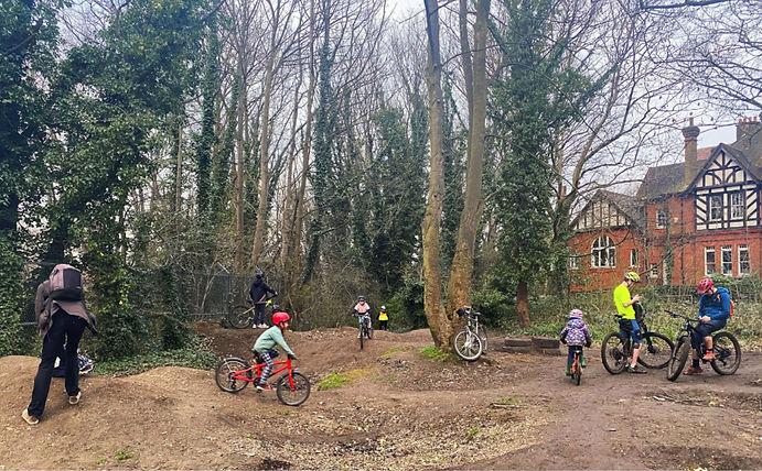 Shepherd's Hill - BMX track and Wildlife