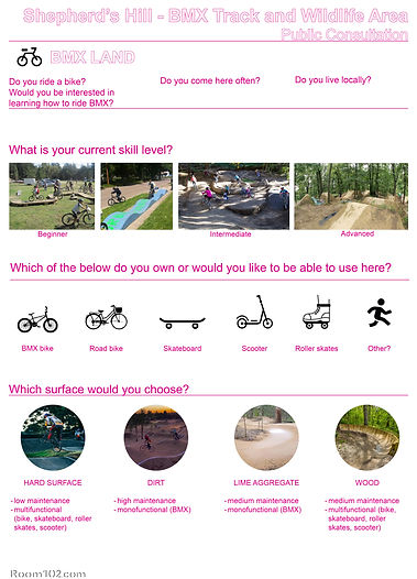 BMX Track and Wildlife Area - Boards Rev