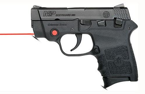 """S&W BODYGUARD .380ACP 2.75"""" FS 6-SHOT W/CTC LASER"""