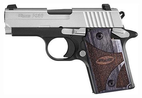 SIG P938 9MM Blackwood
