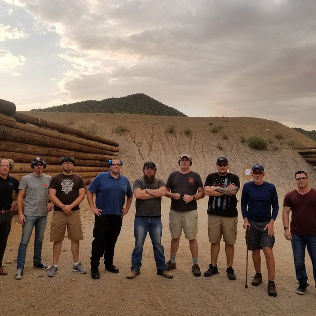 Local NRA Firearms Instructors