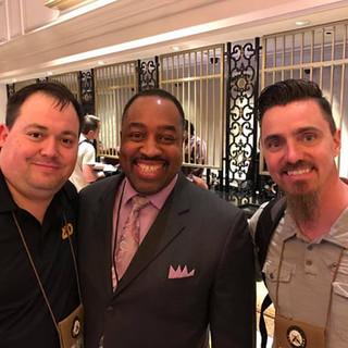 Bryan Crosswhite Founder - 2AO.org   Ken Blanchard  Founder - Black Man with a Gun