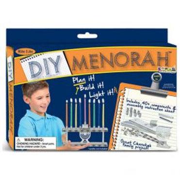Bygge dit egen Menorah