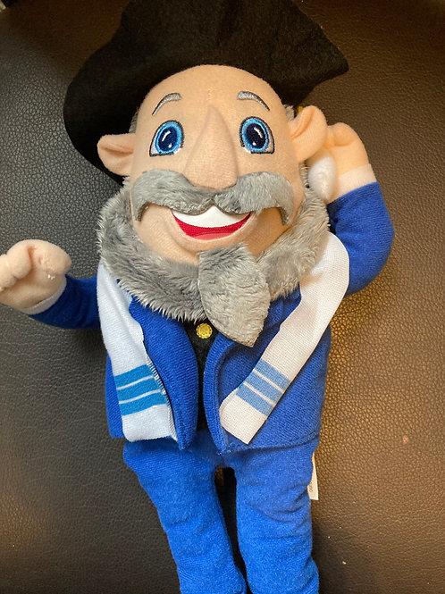 Soft Rabbi doll