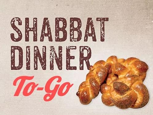Takeaway mad til Shabbat