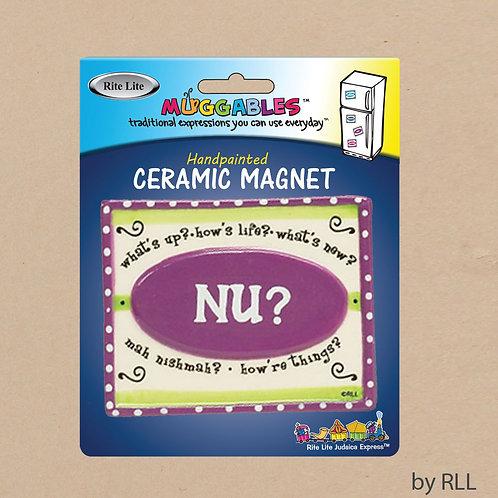 """""""Nu?"""" Magnet"""