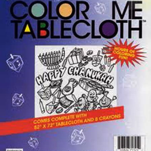 Color Me Tablecloth