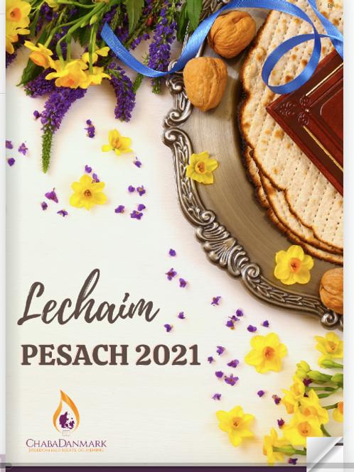 Chabad Pesach online pdf bog