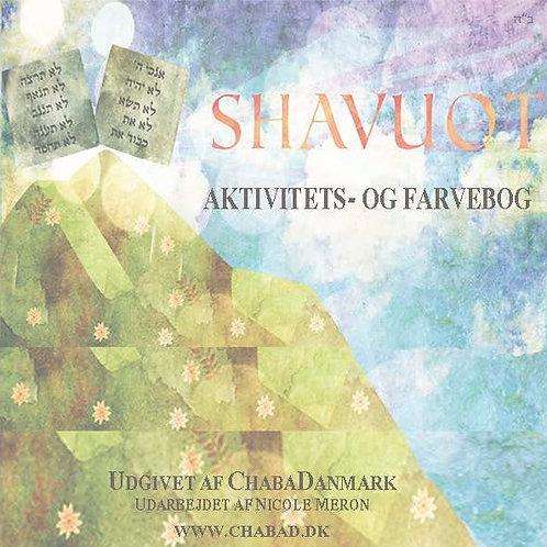 Shavuot aktivitetsbog