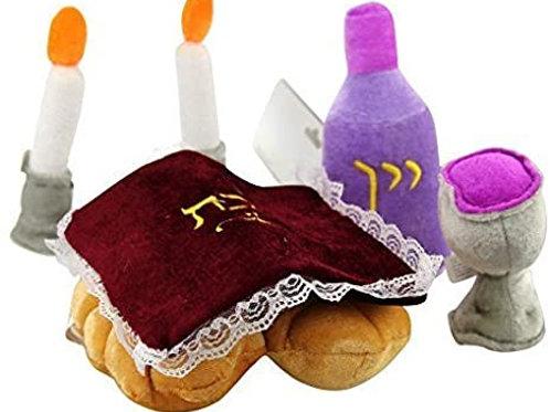 Soft Shabbat set