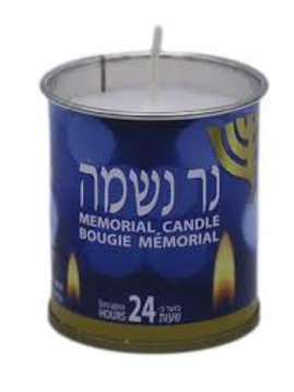 memorial candle 24 hrs