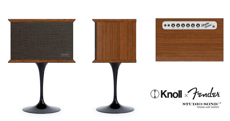 Knoll x Fender Amp Concept, 2013